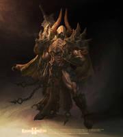 Berserker , Kingdom Under Fire 2 by Gpzang