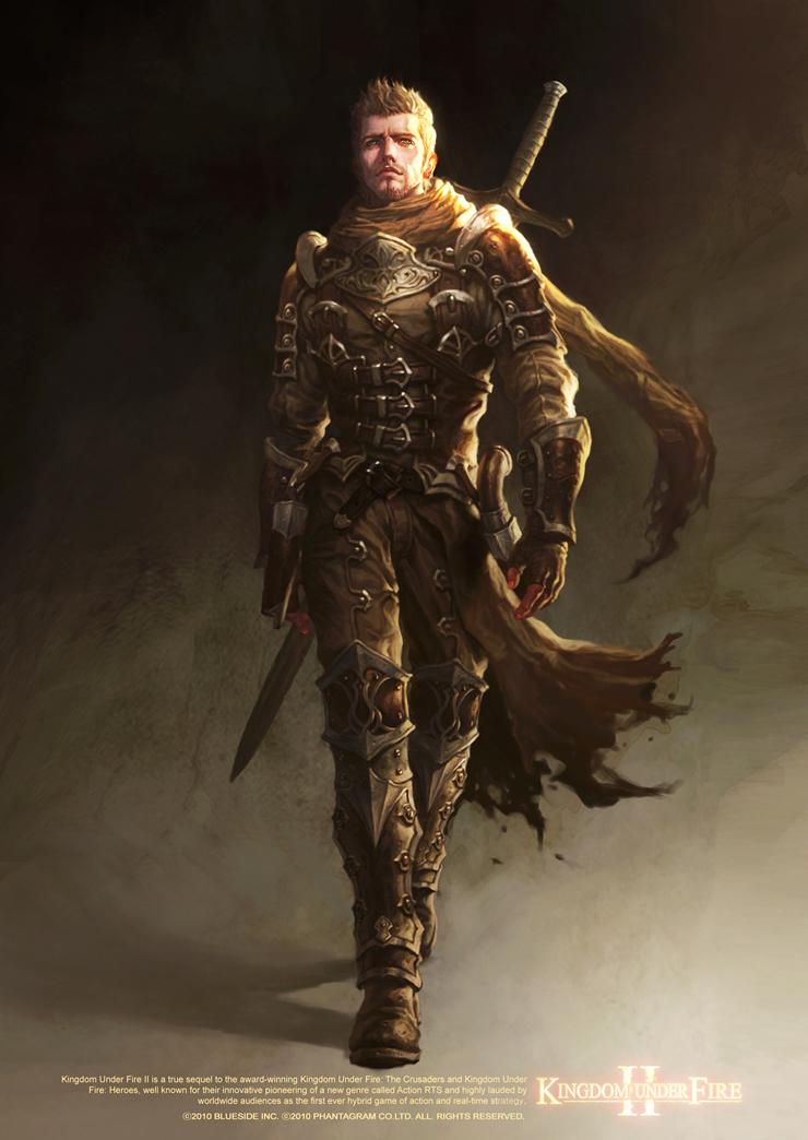 Gunslinger , Kingdom Under Fire 2 by Gpzang