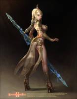Spellsword , Kingdom Under Fire 2 by Gpzang