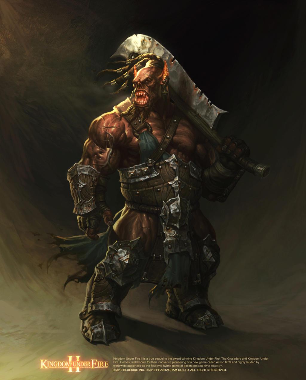 Talisman of Kingdom under fire II