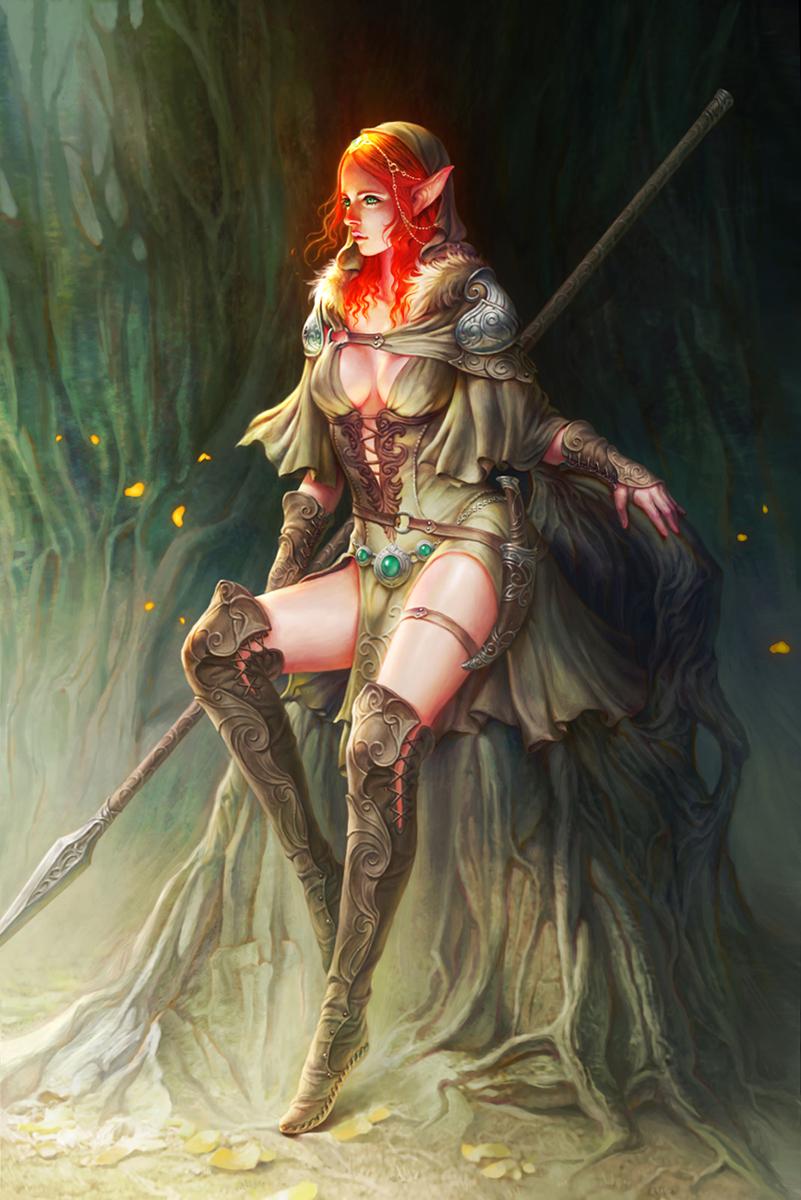 Nude fantisy warrior girls erotic movie