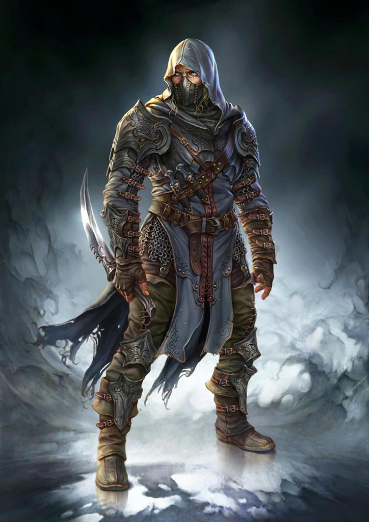 Ambientación: Ordenes militares, monásticas y gremios. The_assassin_of_darkness_by_gpzang-d78fq9t