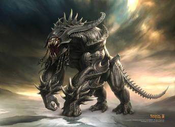 Creature / Kingdome under fire II