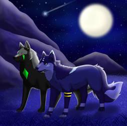 AzureHowl Reborn - Luna and Locin