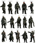 The Helghast