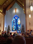 Holy Cross Glass