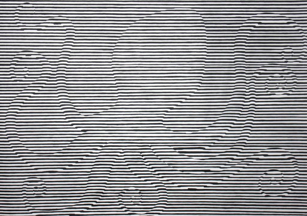blury lines by ShinigamiNoAkui