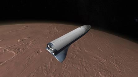 BFR Mars