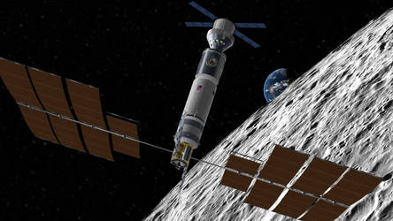 Deep Space Transport commissioning
