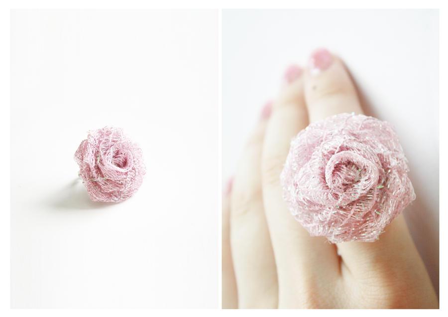 Pastel Rose by li-sa