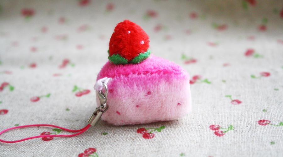 Mini Berry Mousse by li-sa