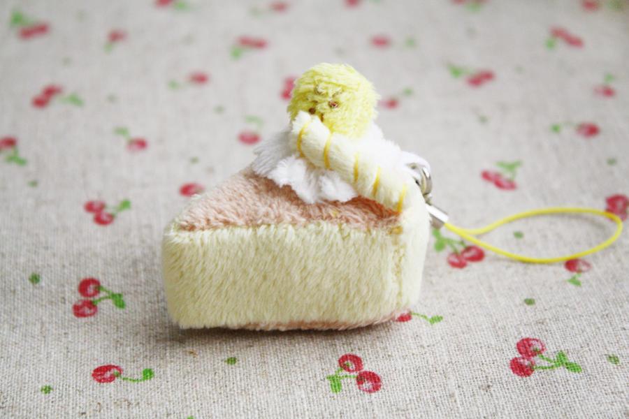 Banana Sponge by li-sa