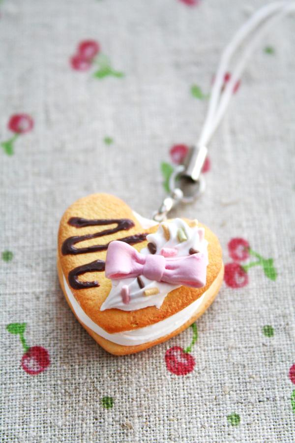 Heart Cookie by li-sa