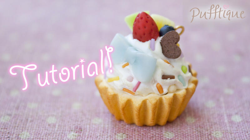 Deco Cupcake Tutorial by li-sa