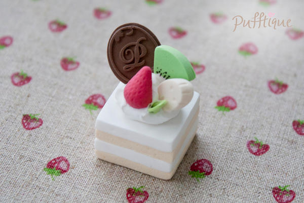 Padico Deco Cake by li-sa