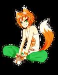 Orange Fox