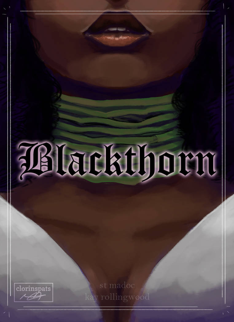 Blackthorn Cover