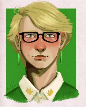 Noah Portrait