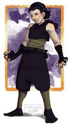 Savon (Costume Concept)