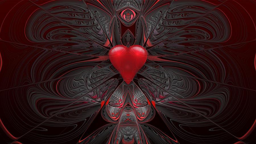 Dark Valentine by Frankief