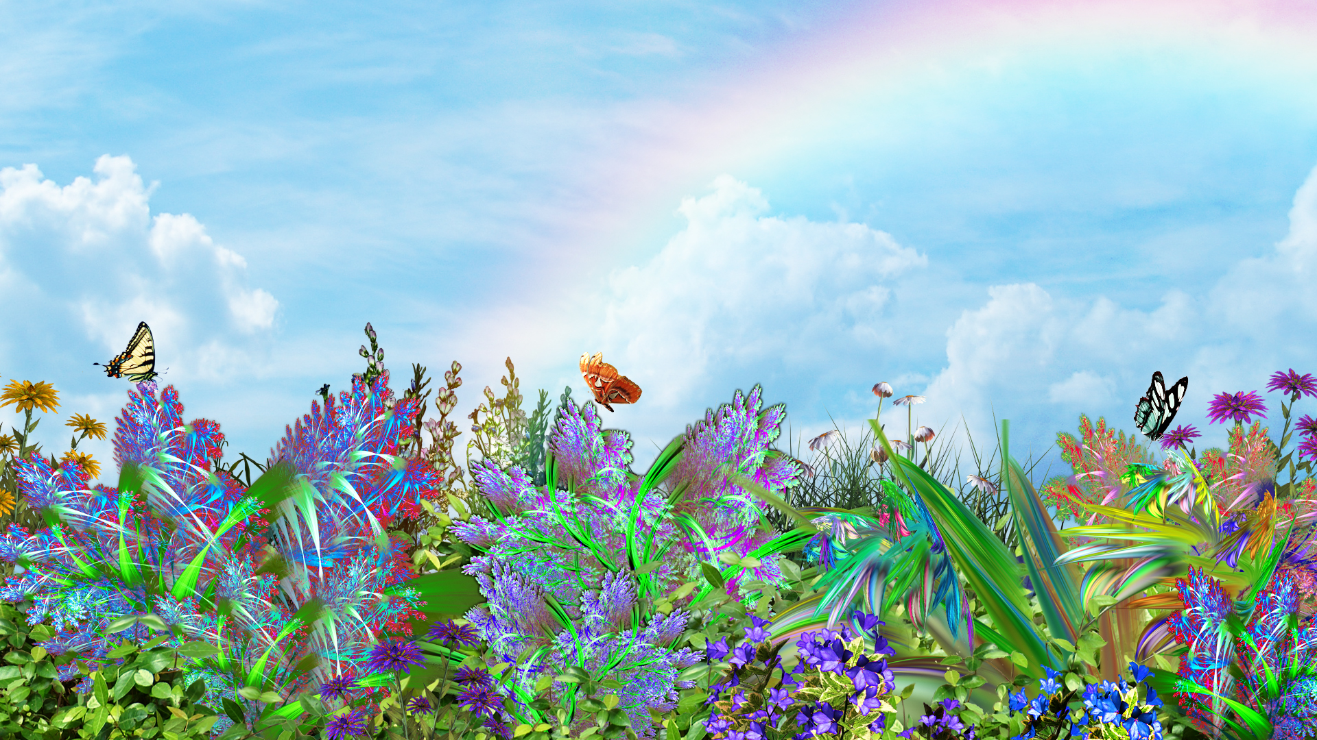 Spring Fling by Frankief