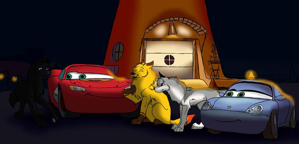 Racecar To Racewolf Chapter 6 Origins By Shadow Carlisle