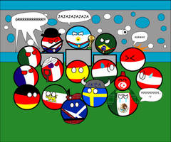 Argentina 1978 in countryballs by dykroon-chan