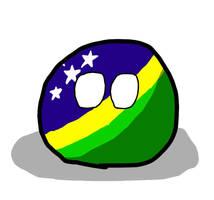 Solomon islandsball by dykroon-chan