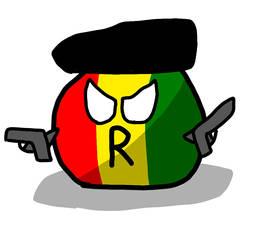 Rwandaball by dykroon-chan