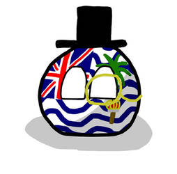 British Indian Ocean Territoryball by dykroon-chan