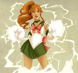 Sailor Jupiter by selena-goulding
