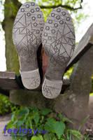 Lunas Boots by FeetasyGiantess