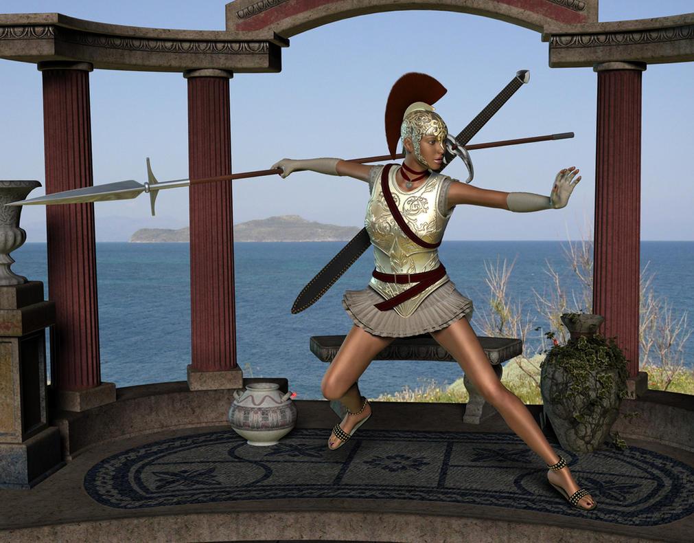 Athena by Luddox