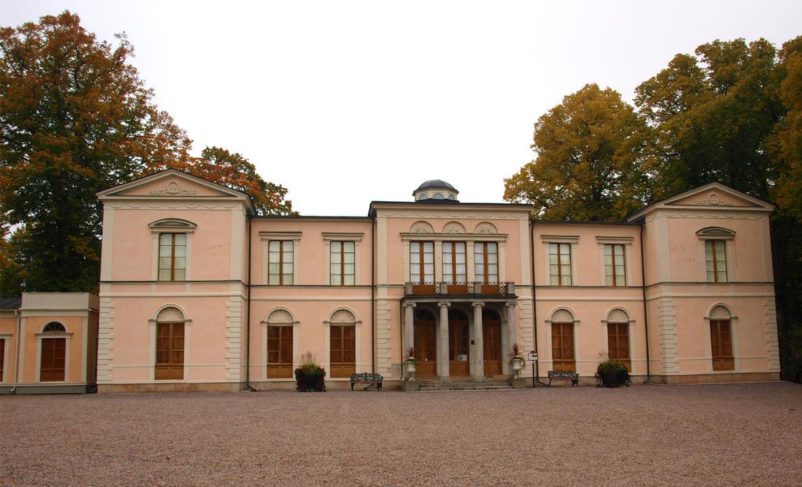 Rosendals Slott by Luddox