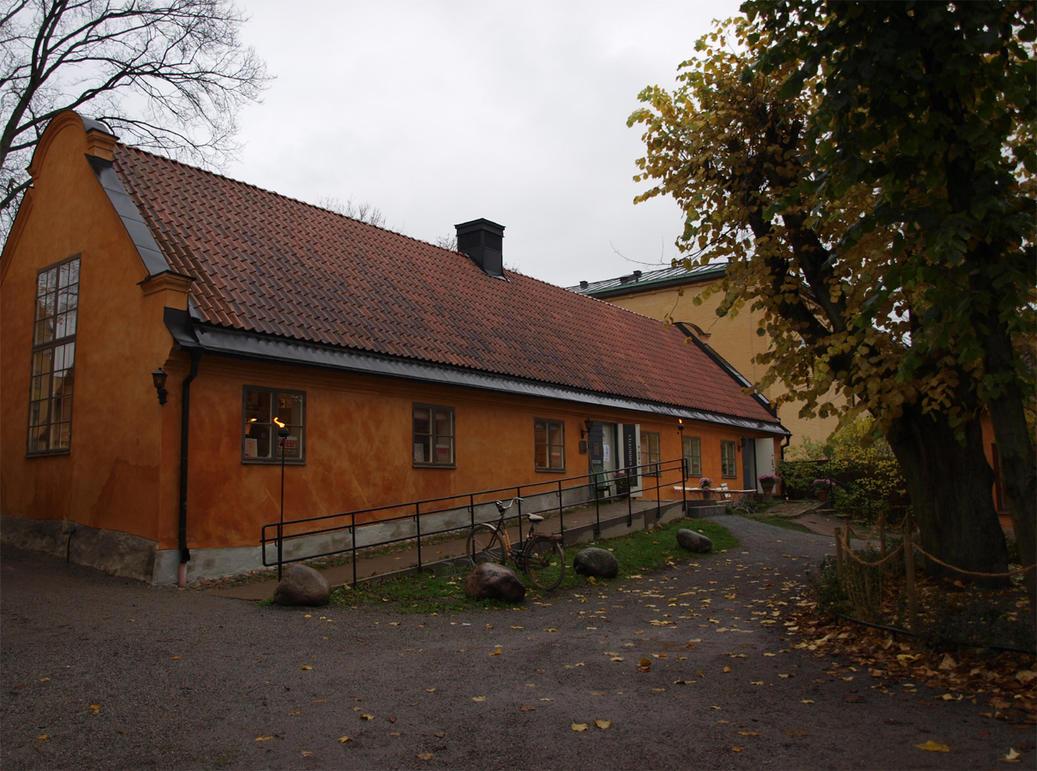 Kvarteret Krubban by Luddox