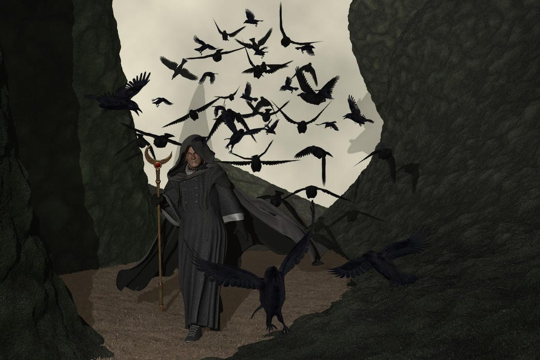 Imam of the Crows by Luddox