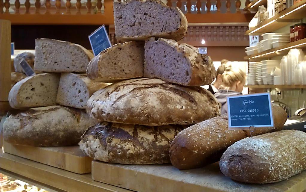 Daily Bread by Luddox