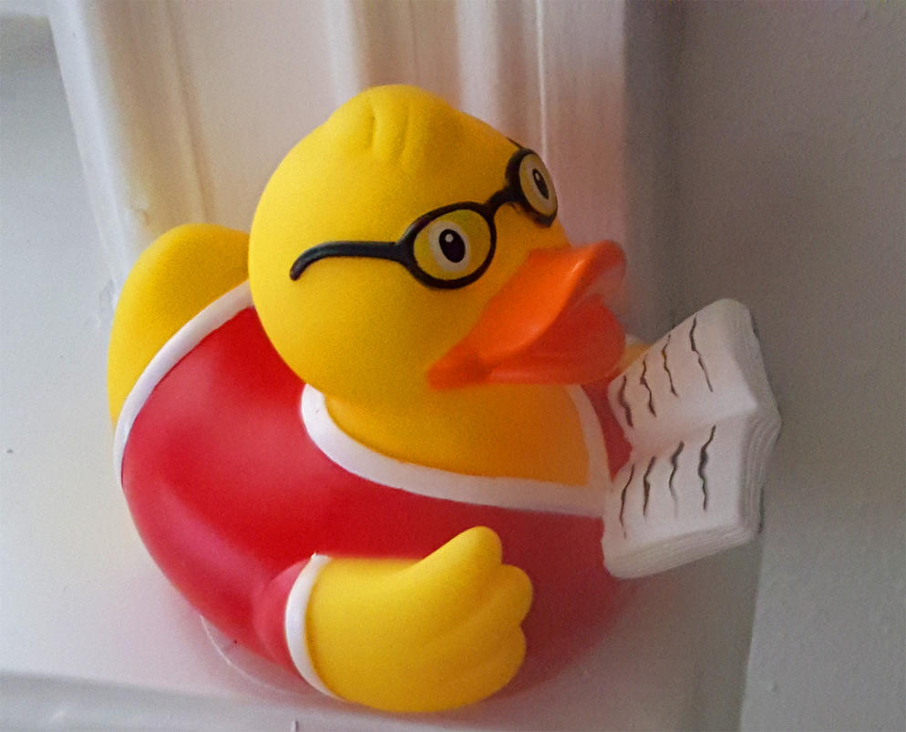 Bathtime Stories by Luddox