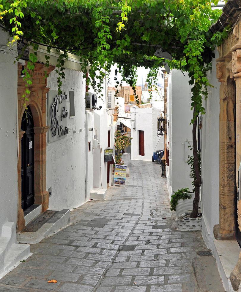 Rhodos, Greece by Luddox