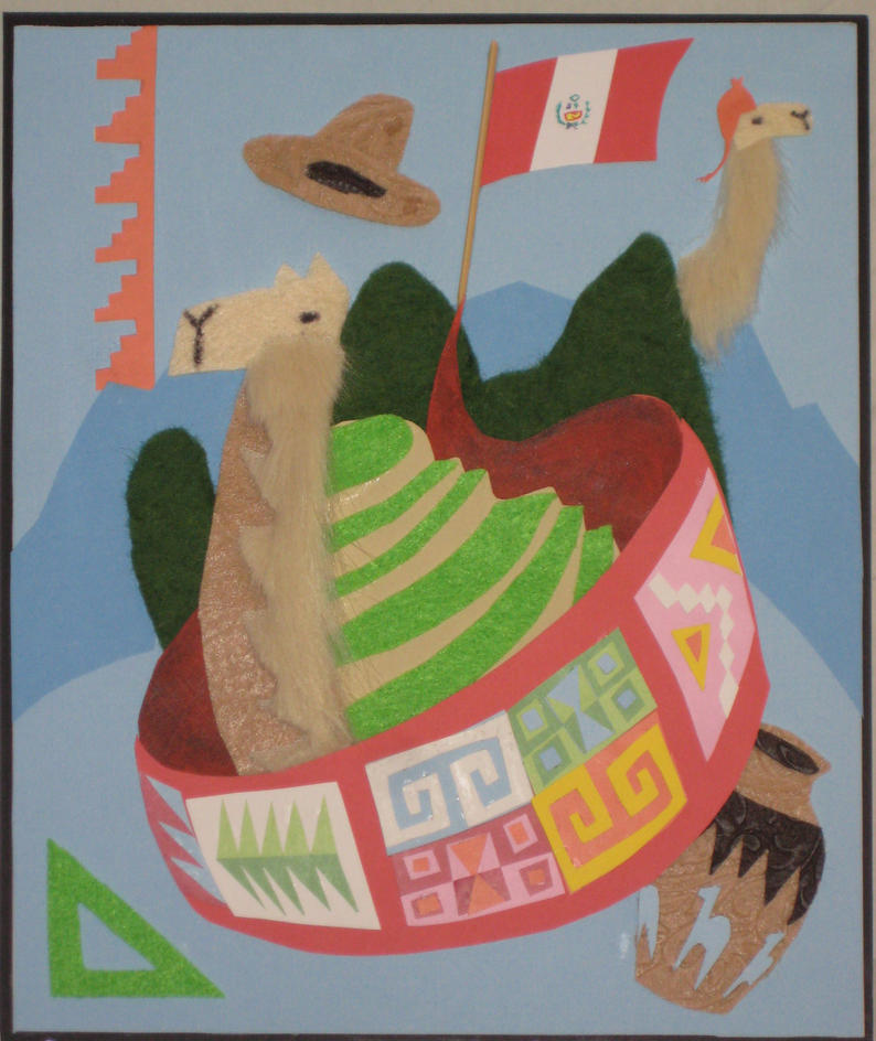 Peruvian Quasi-Vignette by alanbecker