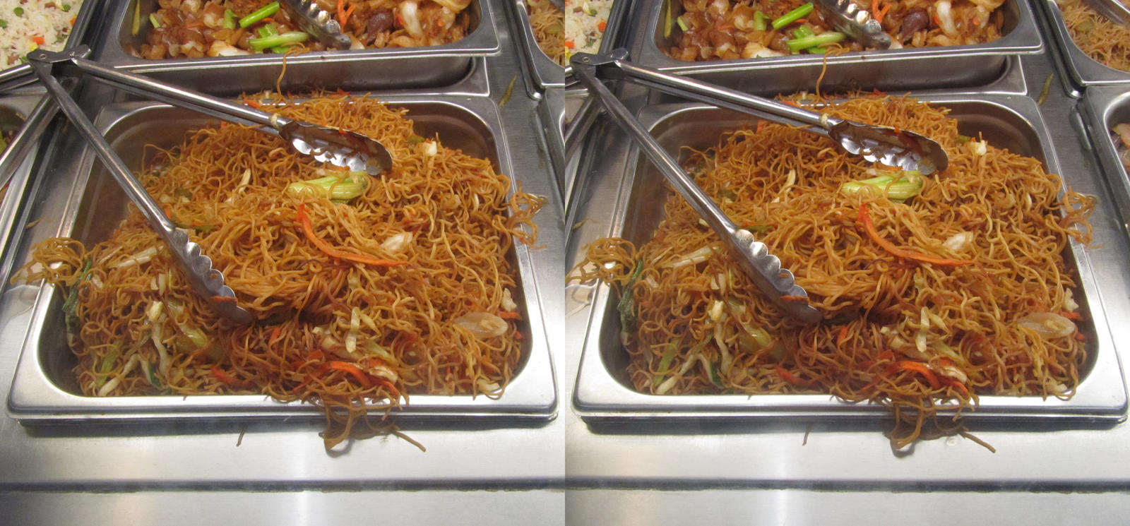 Stereograph - Lo Mein by alanbecker