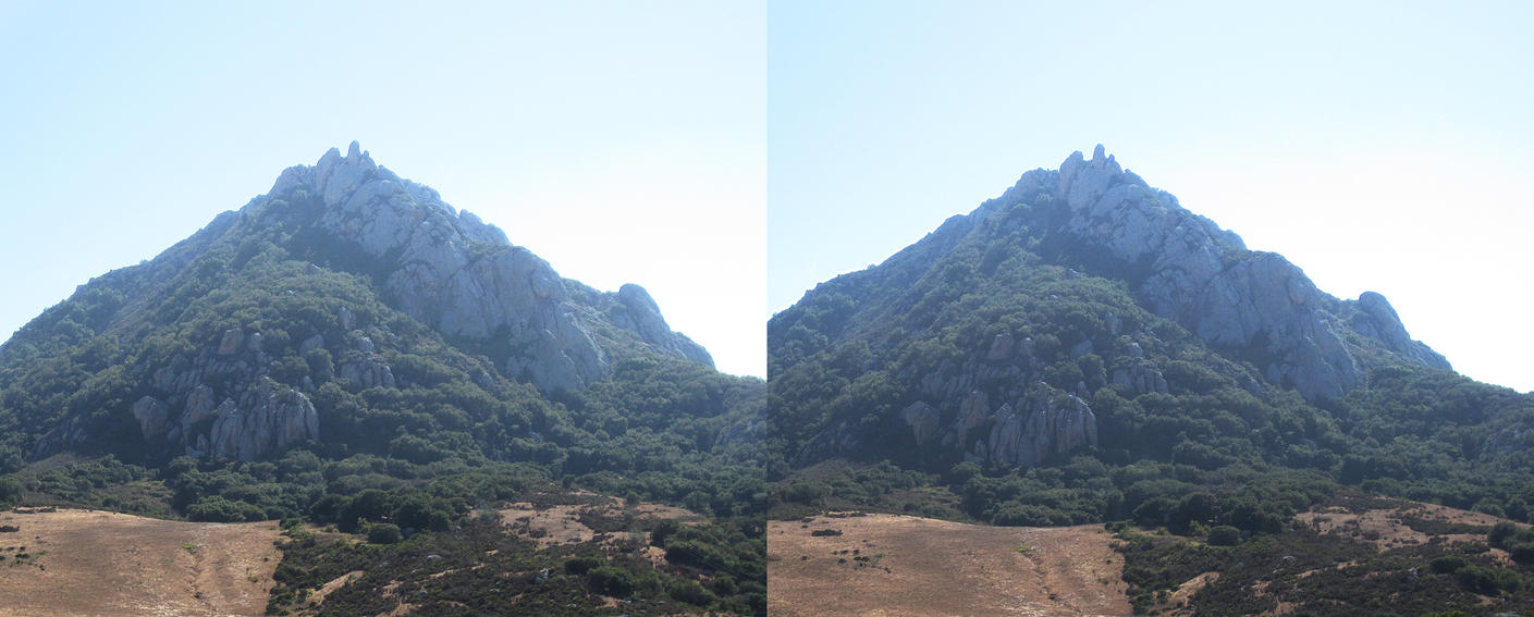 Stereograph - Mountain by alanbecker