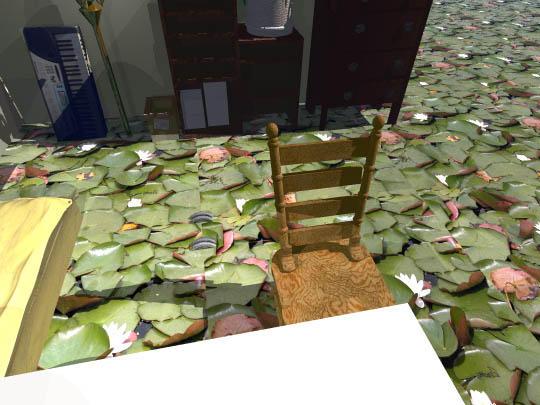 My Swamp by alanbecker