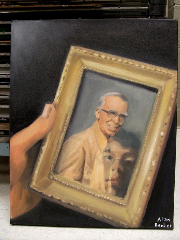 Grandpa by alanbecker