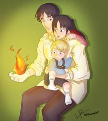 Daddy's alchemy by 00laua00