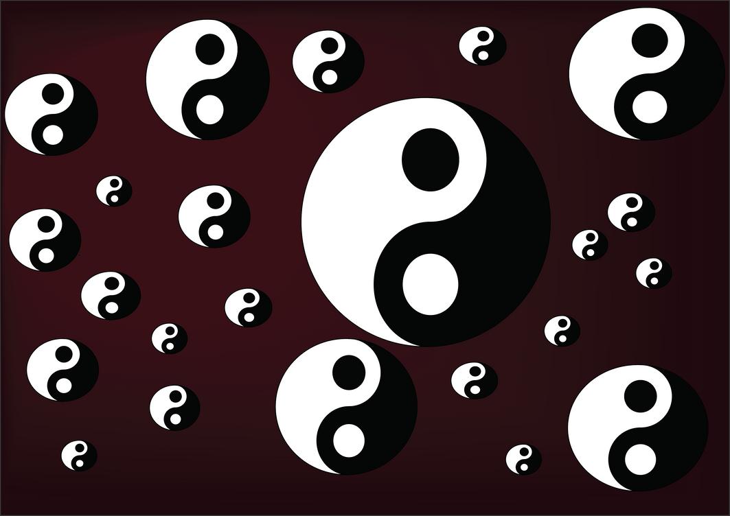 Yin yang by dehuntart on deviantart for Yin yang raumgestaltung