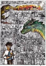 The Alchemist by Lupuna