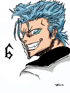 Finished Grimmjow Retry by akatem