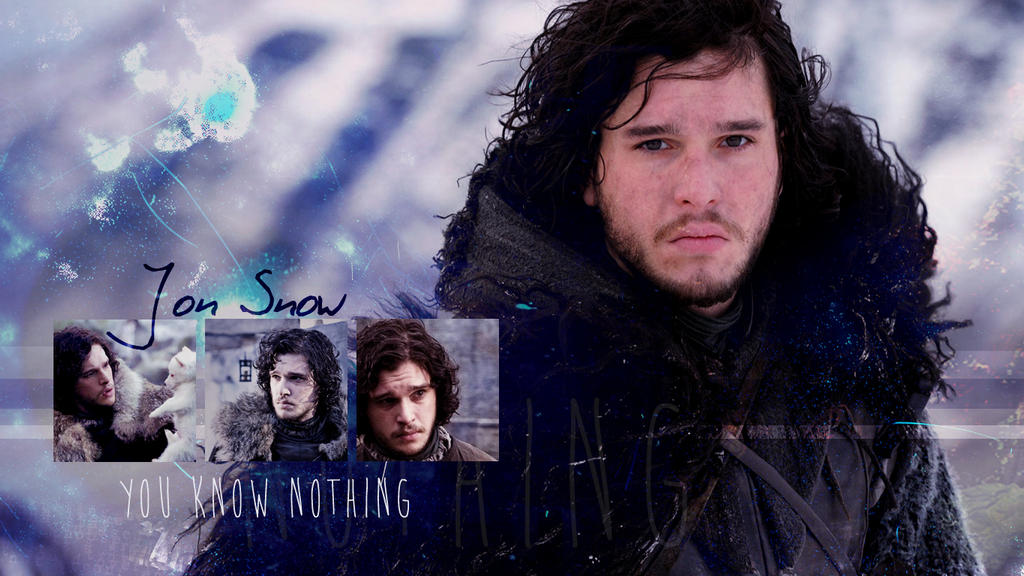 You Know Nothing Jon Snow By Pantoufle3