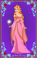 Queen Sleeping Beauty (Land of Stories) by Chumley12